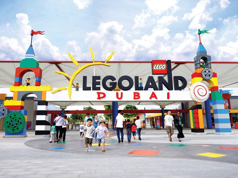 Экскурсия Билеты в парк LegoLand