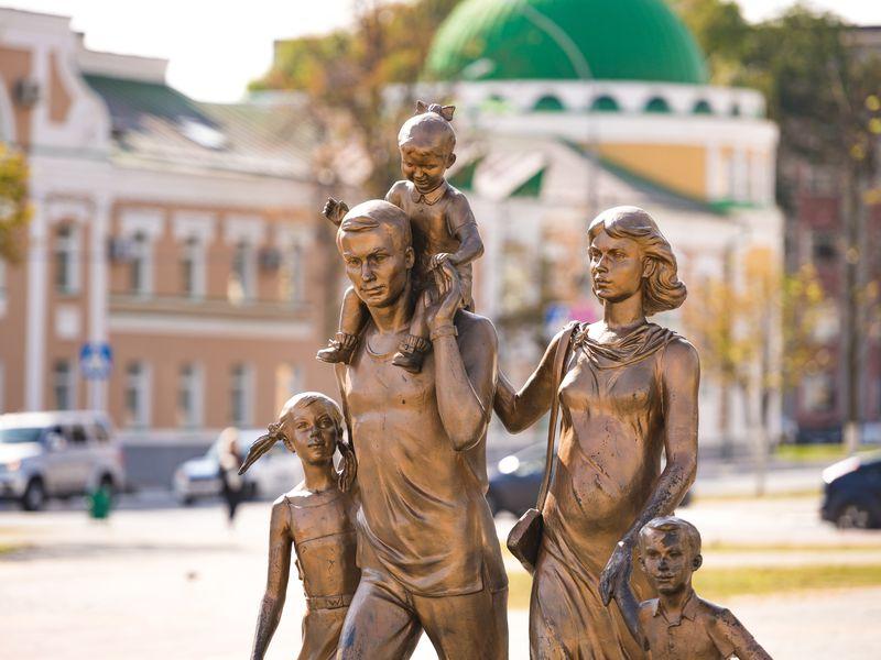 Экскурсия Саранск, или образцовая провинция