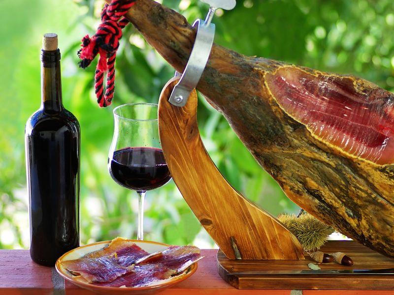 Экскурсия Дорогой вина и хамона