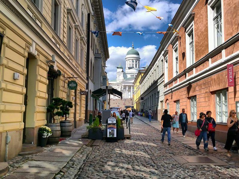 Экскурсия Хельсинки для всех