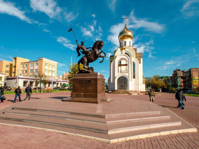 Экскурсия Иваново— фабричный исоветский