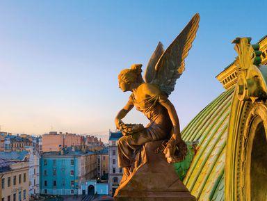Петербург: экскурсия, исполняющая мечты!