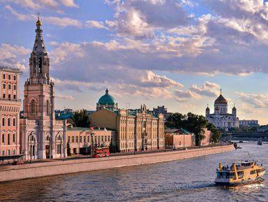 Московская Венеция: прогулка по Болотному острову