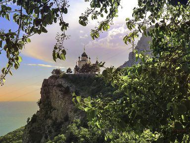 Золотое кольцо Крыма: главные святыни