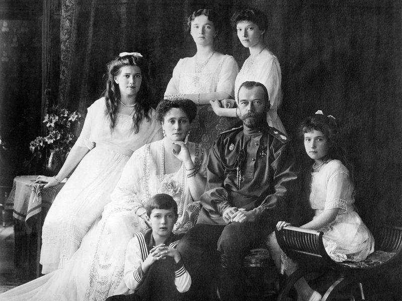 Экскурсия Романовы. Рок имистика венценосной семьи