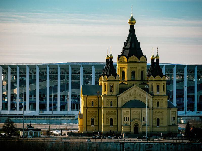 Экскурсия Нижний Новгород с нуля