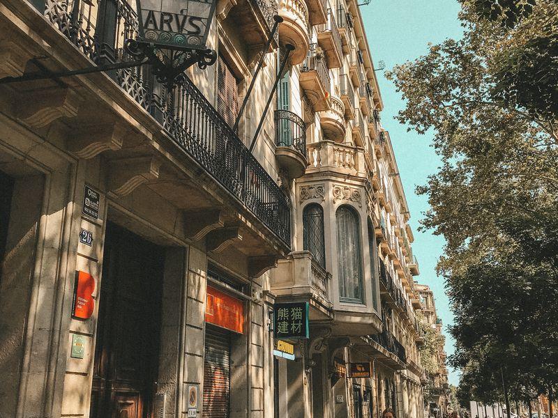 Экскурсия Групповая экскурсия «Барселона встиле модерн»