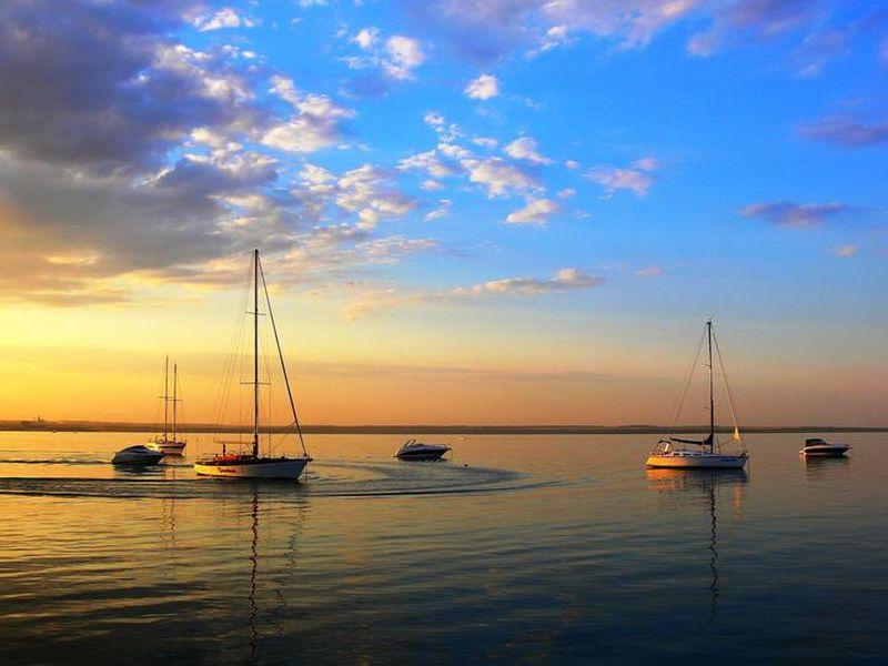 Экскурсия Вокруг мыса Таганрог— морская прогулка