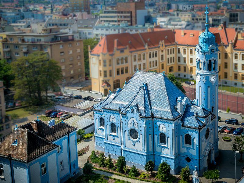 Экскурсия Фотосессия и прогулка по старинной Братиславе
