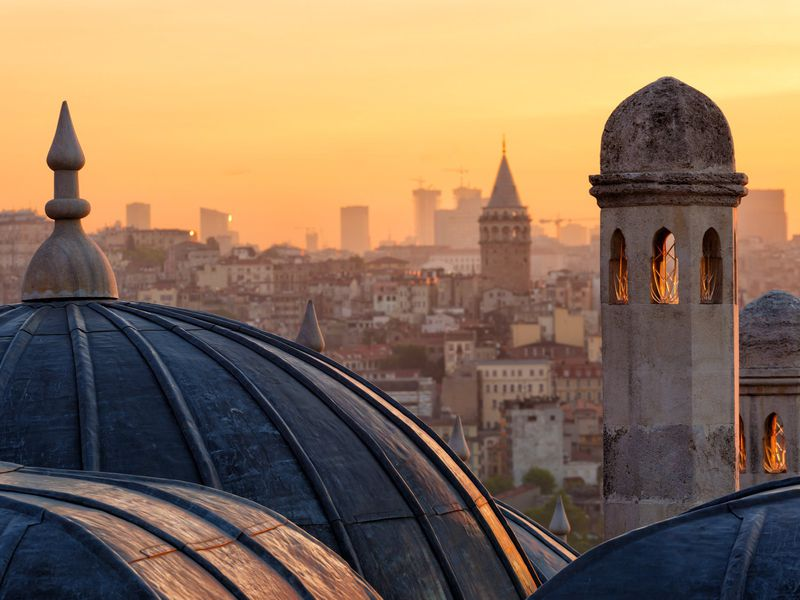 Экскурсия Стамбул вчера и сегодня