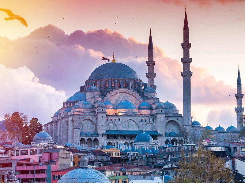 Экскурсия Стамбул в компании профессионала