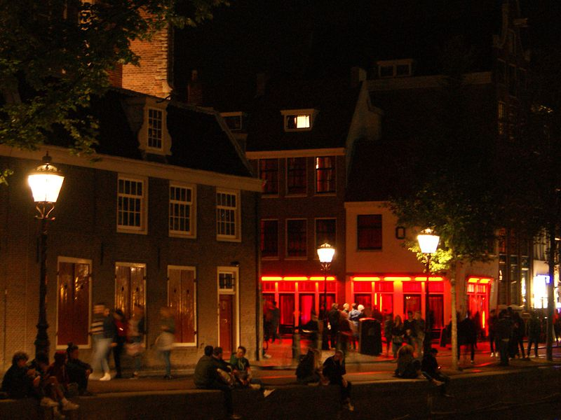 Фото Тайны Квартала красных фонарей