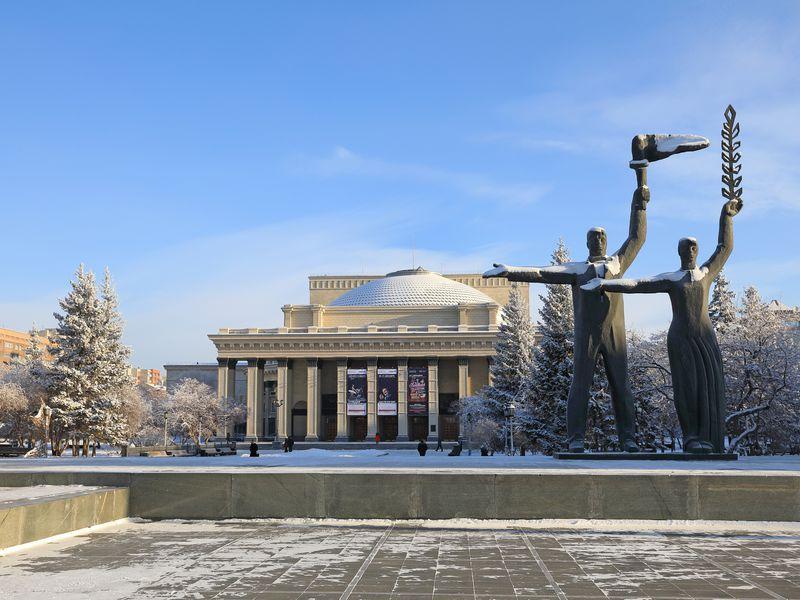 Экскурсия Открывая Новосибирск