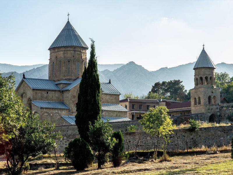 Экскурсия Мцхета и Уплисцихе — Грузия христианская и языческая