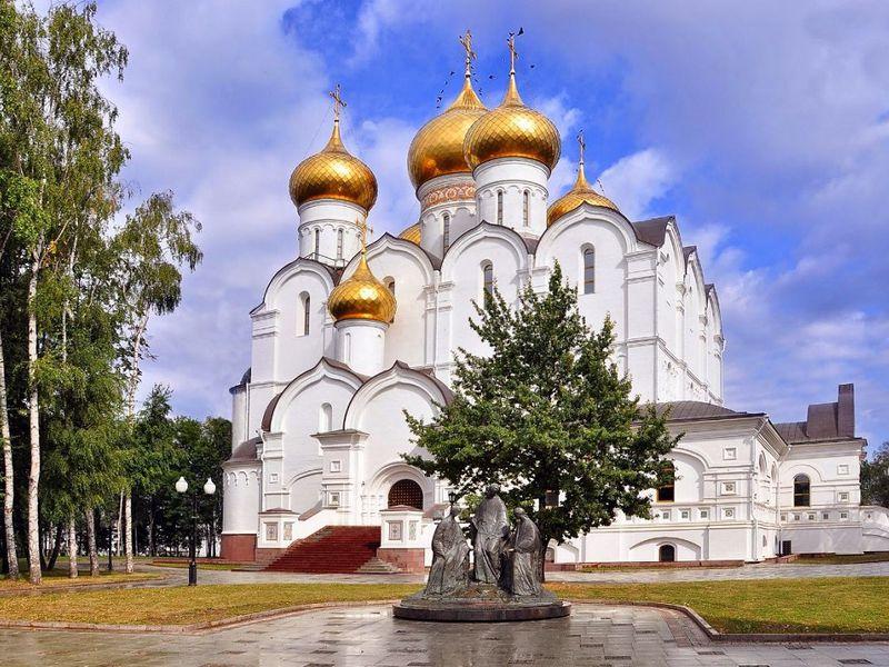 Экскурсия Ярославль — история и современность
