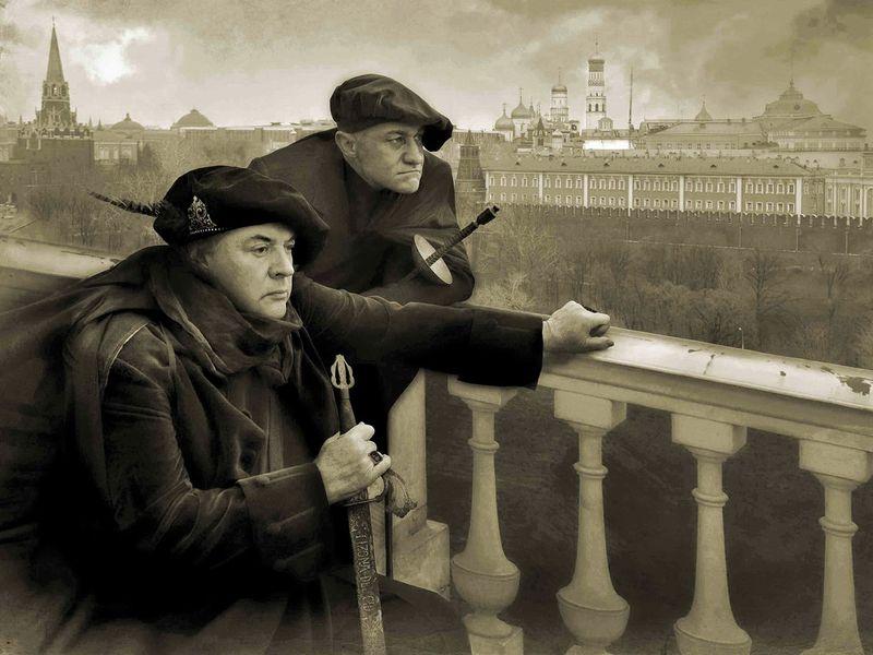 Фото Групповая прогулка по страницам книг Булгакова