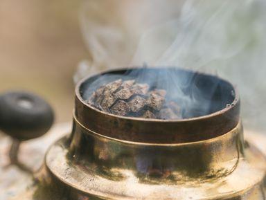 Самоварное чаепитие наБелом море