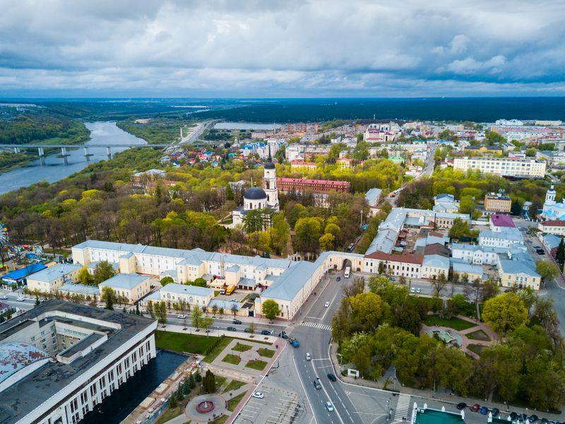 Экскурсия Влюбиться в Калугу за 1 день