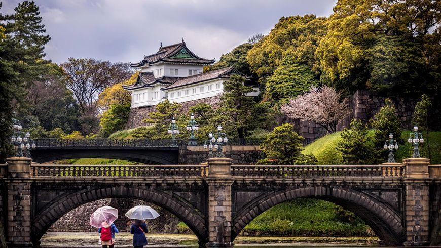 Токио — первая встреча