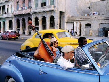 Гавана вдоль и поперек