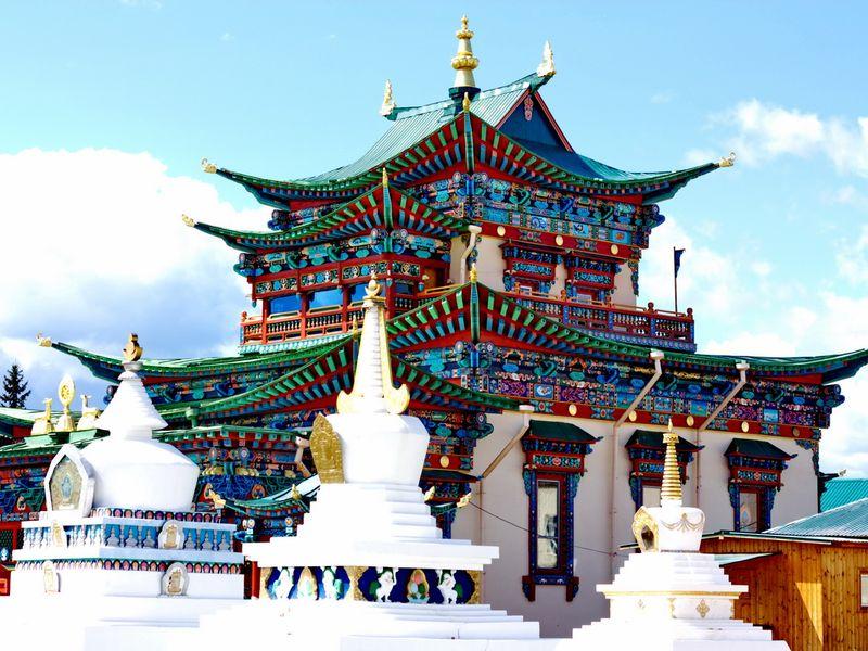 Экскурсия Буддизм: просто о сложном, или экскурсия по главным дацанам Бурятии