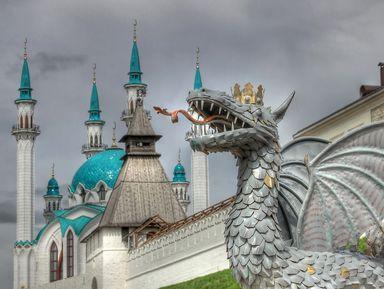 Казань: на автобусе по городу и пешком по кремлю