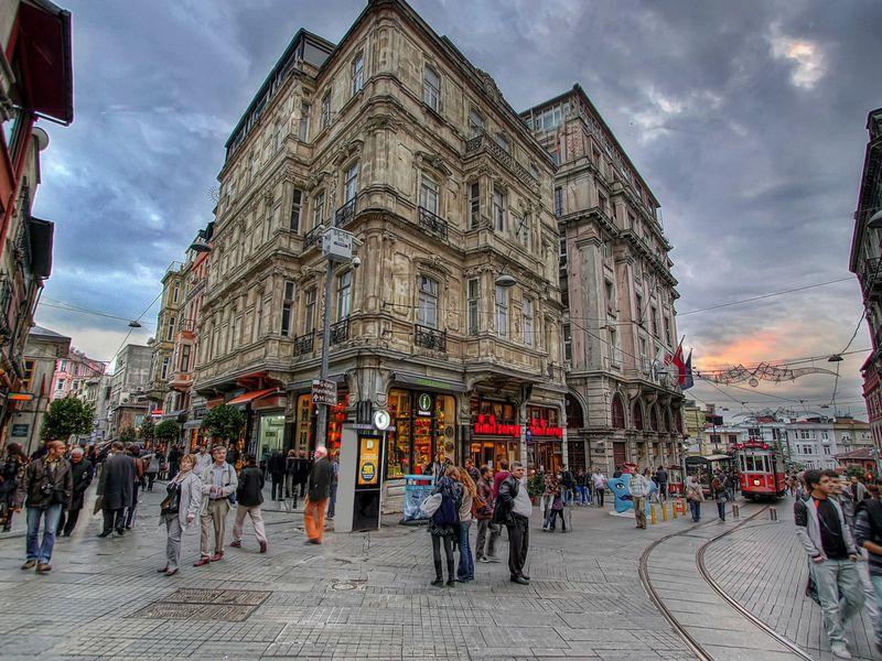 Экскурсия Насладиться ритмом Стамбула