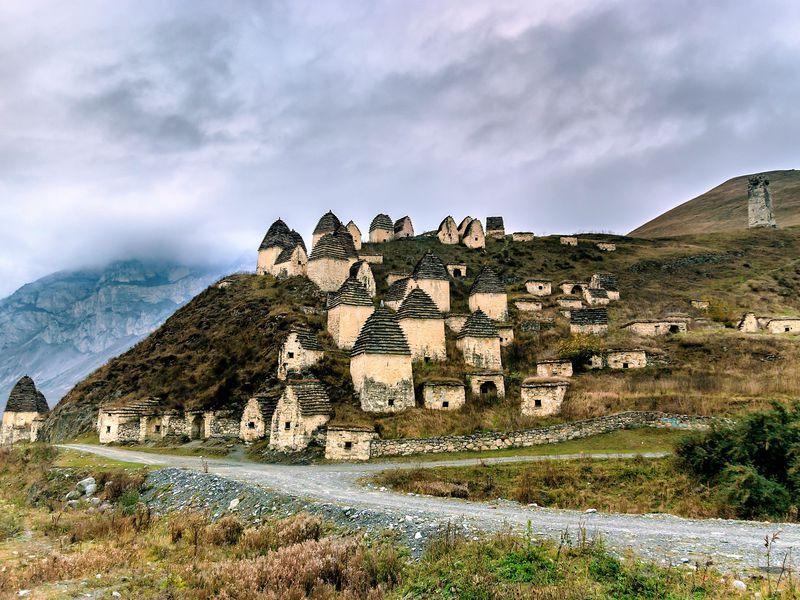Экскурсия Северная Осетия по максимуму
