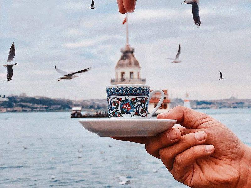 Экскурсия Азиатский микс Стамбула
