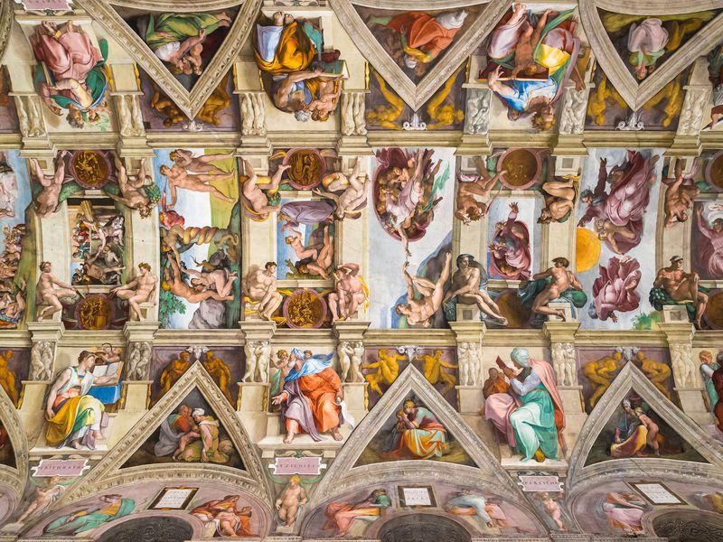 Экскурсия Музеи Ватикана и собор Святого Петра