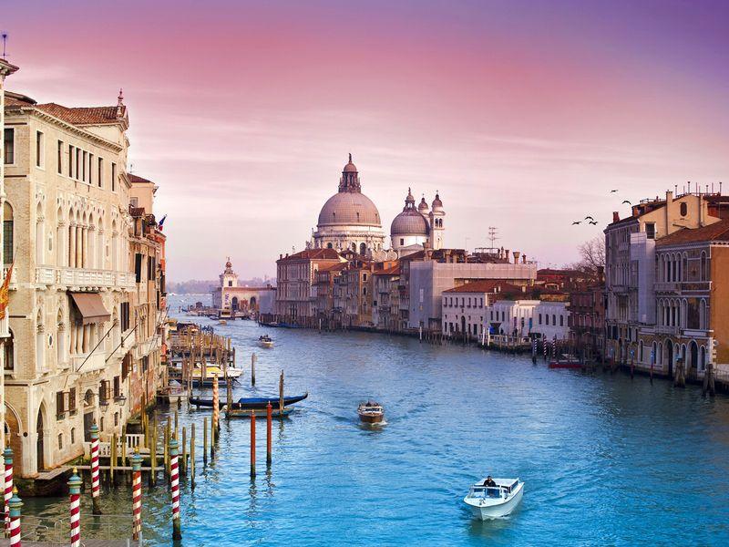Экскурсия Курьёзы, легенды и мифы Венеции