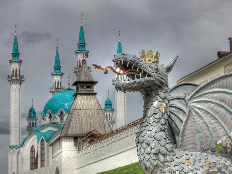 Экскурсия Казань: на автобусе по городу и пешком по кремлю