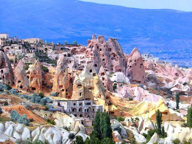 Неизведанная Каппадокия: синий маршрут
