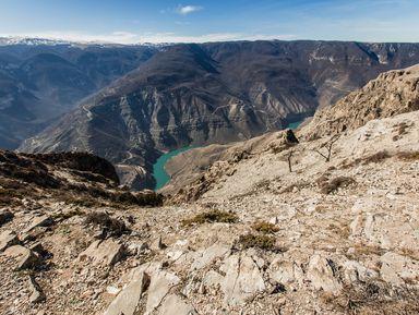 Сулакский каньон и бархан Сарыкум: путешествие из Махачкалы