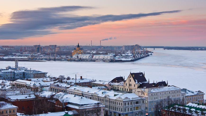 Нижний Новгород — в самое сердце!