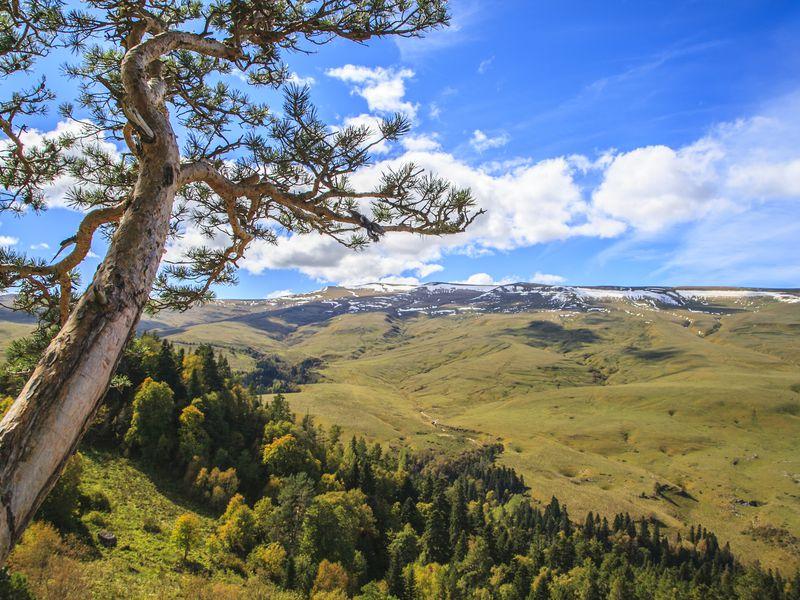 Большое путешествие по горной Адыгее