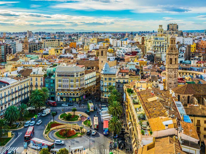Экскурсия Вся Валенсия наавтомобиле