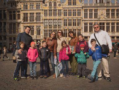 Брюссель для детей
