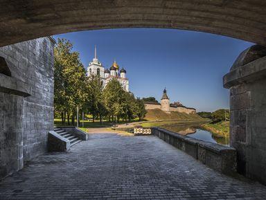 Псковский Кром: многовековая история вдеталях