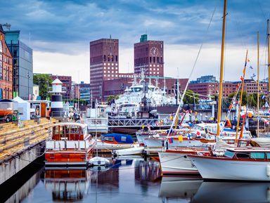 Осло— первое знакомство