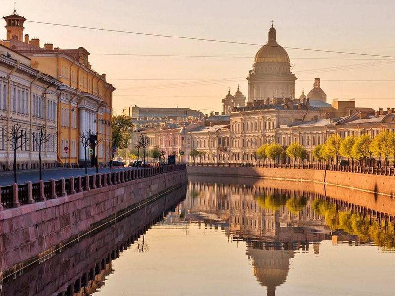 Экскурсия О Петербурге с любовью!