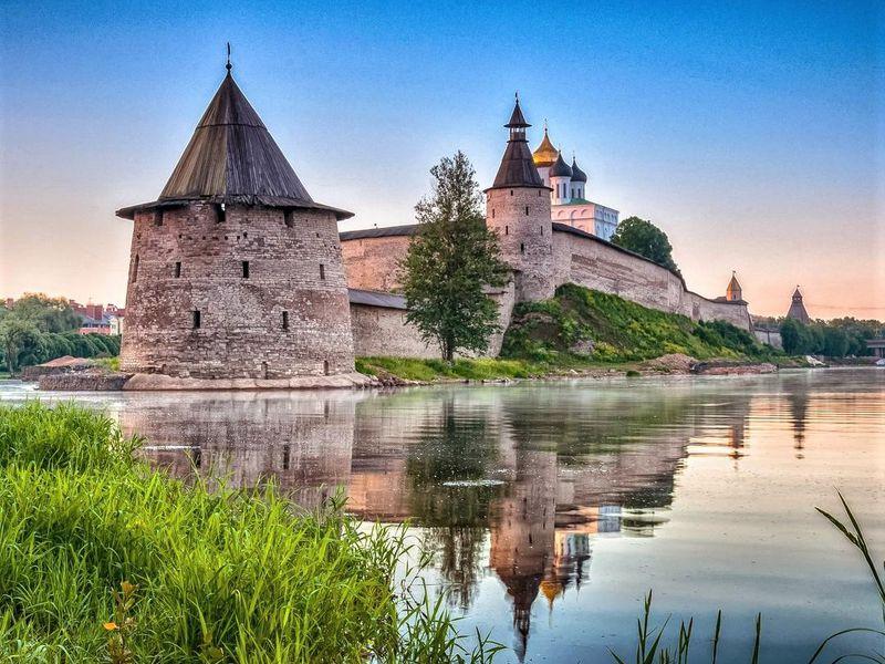 Экскурсия Псков и его кремль: погружение в Средневековье