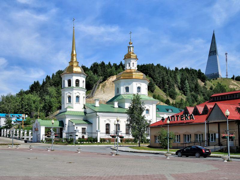 Экскурсия Добро пожаловать в Ханты-Мансийск!