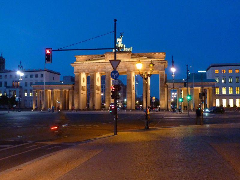 Экскурсия «Ночной Берлин» — велопрогулка на границе между Западом и Востоком