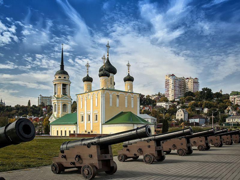 Экскурсия Удивительный Воронеж