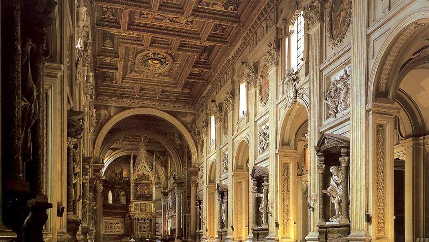 Трагедии собора Сан Джованни ин Латерано