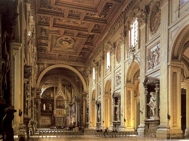 Экскурсия Трагедии собора Сан Джованни ин Латерано