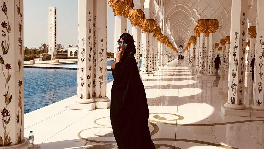 Побывать в арабской сказке Абу-Даби