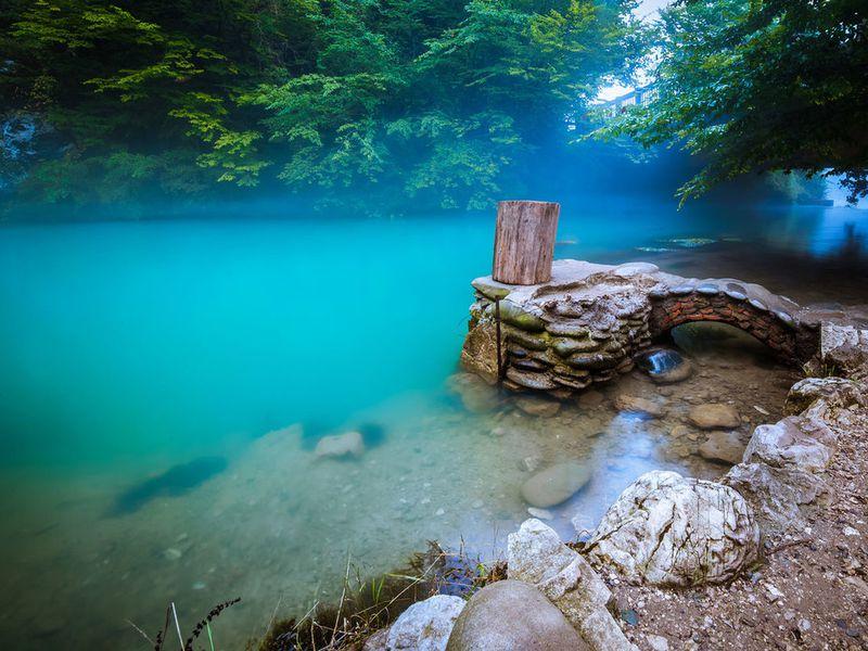 Экскурсия Такая разная Абхазия