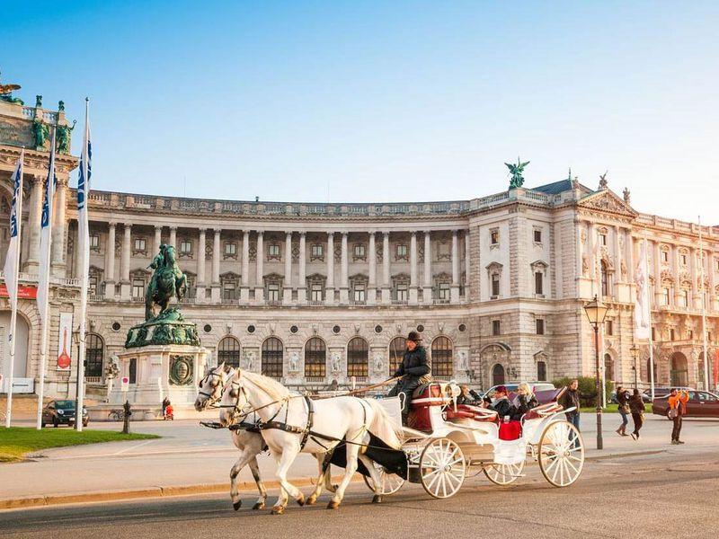 Экскурсия Вена для новичков